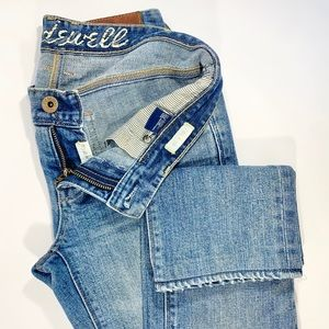 MADEWELL Striaght Jeans